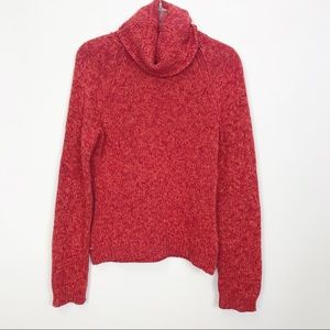 American Eagle Outfitters Chunky Knit Sweater Med